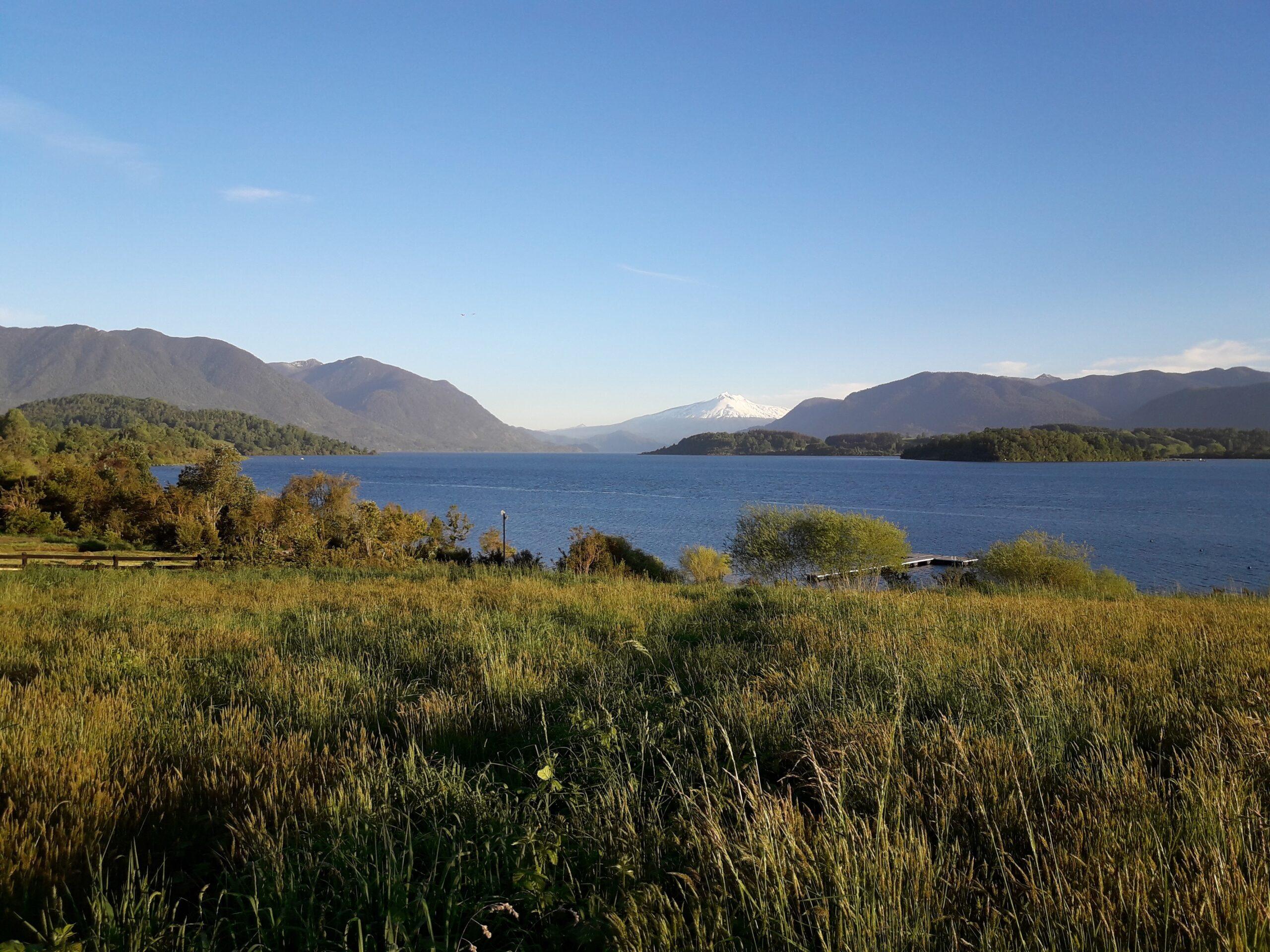 Lago Panguipulli  0,5 Ha / 55 frente